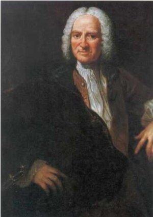 Paul Henri Tiry, baron d'Holbach par Alexander Roslin (1785)