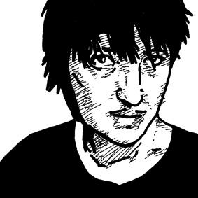 Portrait dessiné : Darius