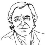 Jérôme Garcin (Darius pour L'Agence Idea)