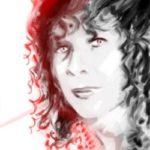Alexandra Laignel-Lavastine (portrait Gabriel pour L'Agence IDEA)