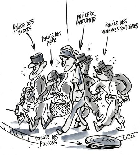Etat policier