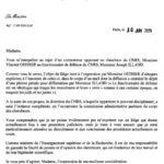 Document posté par le Comité de soutien de Vincent Geisser