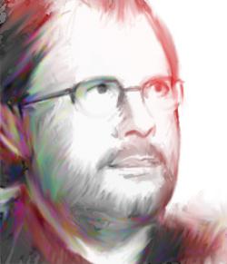 Pierre-André Taguieff (Gabriel pour l'Agence Idea)
