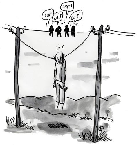 Nouveau suicide chez France Telecom