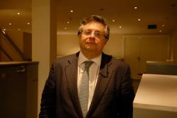 Paris, septembre 2009. Joseph Maïla, responsable du pôle Religions au ministère des Affaires étrangères. (Laurent Péters pour ideeajour.fr)