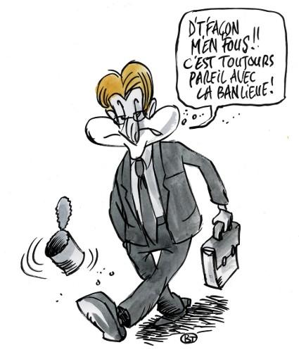 Jean Sarkozy renonce à l'EPAD