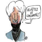 Lagarde, deux nouvelles mesures contre le surendettement