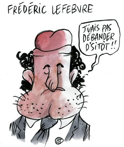 Frédéric Lefevbre