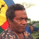 Jean-Marie Tjibaou, homme politique néo-calédonien et indépendantiste kanak (1936-1989) - (Source: lefigaro.fr)