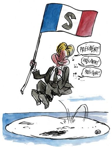 Une nouvelle île apparaît en Gironde