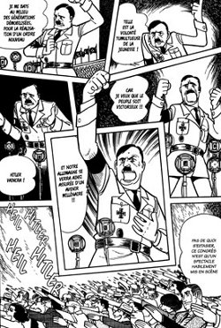 « L'Histoire des 3 Adolf » de Osamu Tezuka