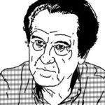 Jacques Julliard, historien et éditorialiste au Nouvel Observateur (Darius pour ideeajour.fr)