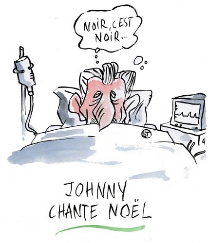 Johnny chante Noël