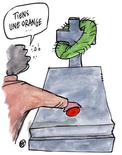 Noël chez France Telecom