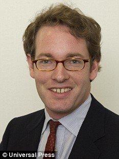 Danny Kruger, conseiller politique de David Cameron et théoricien du conservatisme compassionnel.