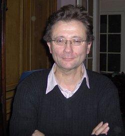 Michel Taubmann, cofondateur du magazine Le Meilleur des mondes