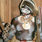 Rite du Bwete-Missoko, Gabon (Source: J. Bonhomme)