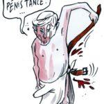 Flagellation de Jean Paul II