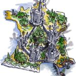 La France selon la SNCF