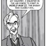 Howard Zinn, héros de comics