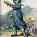 Ned Ludd, artisan tisserand et leader du mouvement des artisans anglais en guerre contre la mécanisation de profession en 1811-1812.