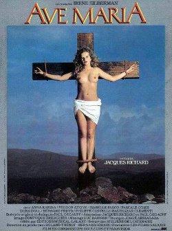 Blasphème : la justice française a interdit l'affiche mais pas le film.