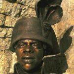 Statue de Toussaint Louverture (1746-1803)