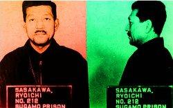Ryôichi Sasakawa, considéré comme un criminel de guerre de catégorie A et qui se définira à Time magazine comme