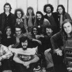 La tribu Bizot (à droite) dans les années 1970.