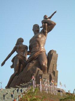 La Renaissance Africaine inaugurée en 2010 a été facturée 13 millions de dollars par la Corée du Nord
