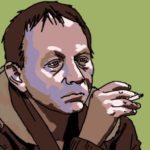 Michel Houellebecq (Darius pour Lesinfluences.fr)