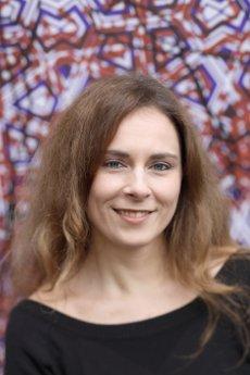 Véronique Rieffel (© Christine Fleurent)