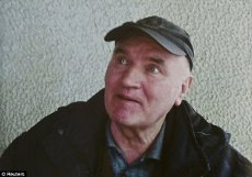 Ratko Mladic en 2011 : usé par la traque, revigoré par sa médiatisation.