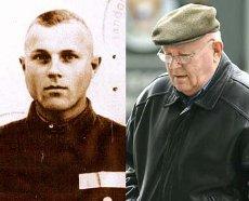 John Demjanjuk, ancien Trawniki, gardien de camp nazi recruté parmi les prisonniers de guerre soviétique.