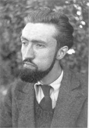 Le romancier Luc Dietrich (1913-1944)