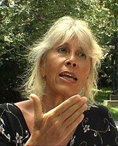 La sociologue Marta Harnecker.