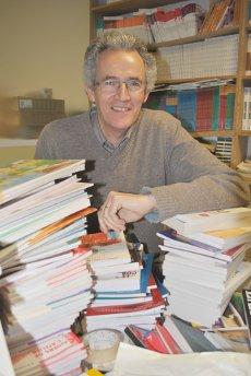 Bernard Stephan, le nouveau directeur de Témoignage Chretien fera t-il un miracle de presse ? (©Claude Germerie pour www.lesinfluences.fr)