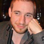 Cyrille Frank, cofondateur du site Quoi.info, Paris, novembre 2011. (©Claude Germerie pour lesinfluences.fr)