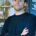 Gilles Freissinet, directeur éditorial de Canal Street, Paris, le 2 décembre 2011. (©Claude Germerie pour lesinfluences.fr)