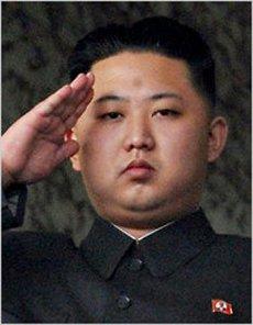 Kim Jong-un perpétuera t-il la dynastie rouge de Pyong Yang ou bien démocratisera t-il son pays ? (Source image : centruldiplomatic.Wordpress)