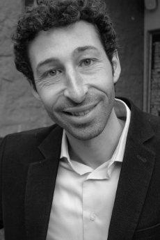 Fabrice Martinez, cofondateur de La Bellevilloise, Paris, 8 février 2012 (©Claude Germerie-Lesinfluences)