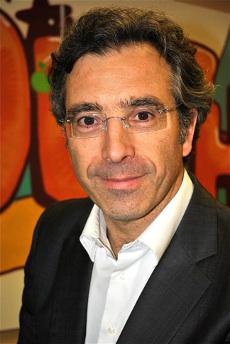 Dominique Reynié, politologue et directeur général de la Fondapol depuis 2008, Paris, le 8 décembre 2011. (©Claude Germerie/Lesinfluences.fr)