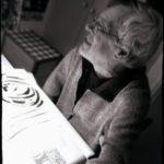 Le dessinateur José Munoz (Source : Gallimard)