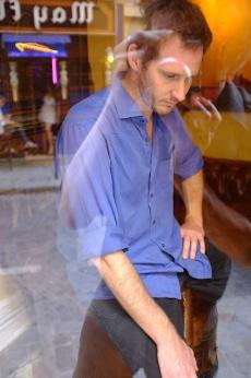 Tomas Van Houtryve, Paris, mai 2012 (©Guillaume Jan)