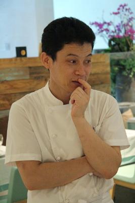 Park Min-Jae de La cuisine du bien-être