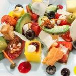 ...une simple salade est un véritable bonheur pour les papilles