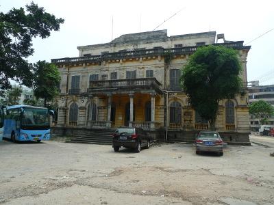 Hôtel du résident supérieur de nos jours