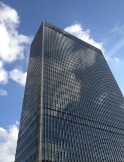 L'architecture de pouvoir à la papa, selon JP Morgan. (©Les trains cachés)