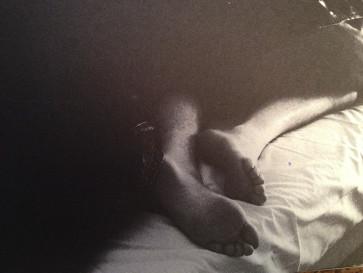 « Les dormeurs », par Sophie Calle