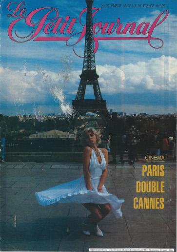 « En France, le sosie s'appelait Olivia Link en 1986 » (p29).